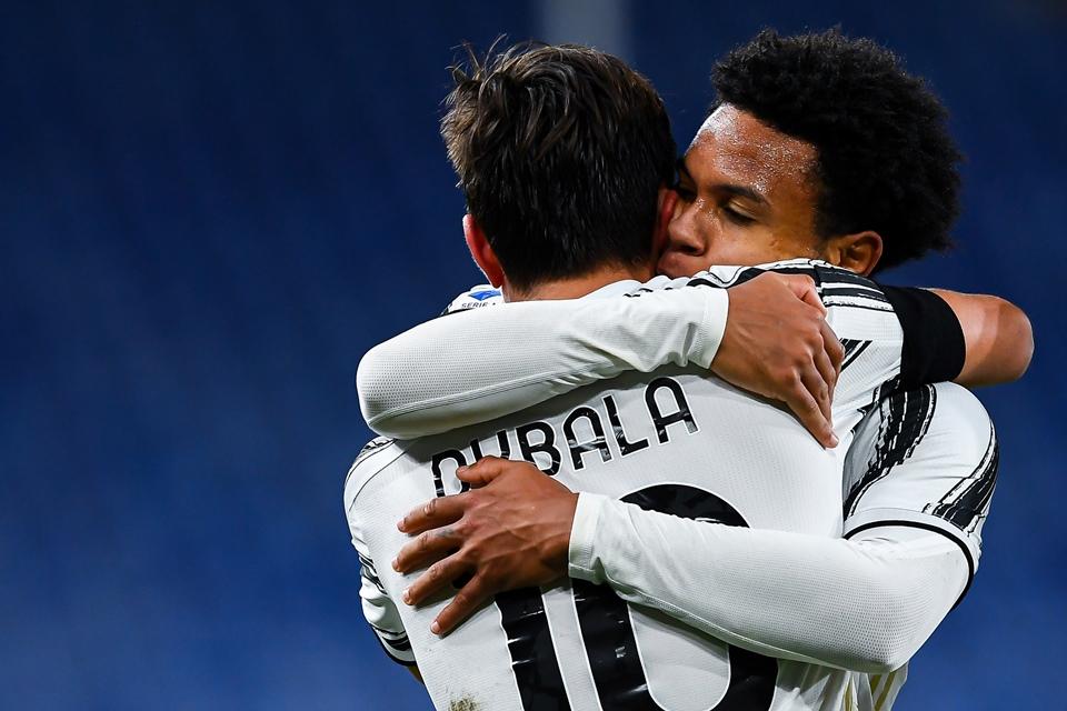 Langgar Prokes Covid-19, Tiga Pemain Juventus Dicoret Dari Skuad
