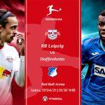 RB Leipzig vs Hoffenheim: Prediksi dan Link Live Streaming