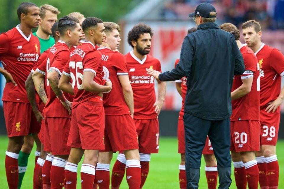 Ukuran Sukses Liverpool Musim Ini: Bisa Dapat Tiket Liga Champions