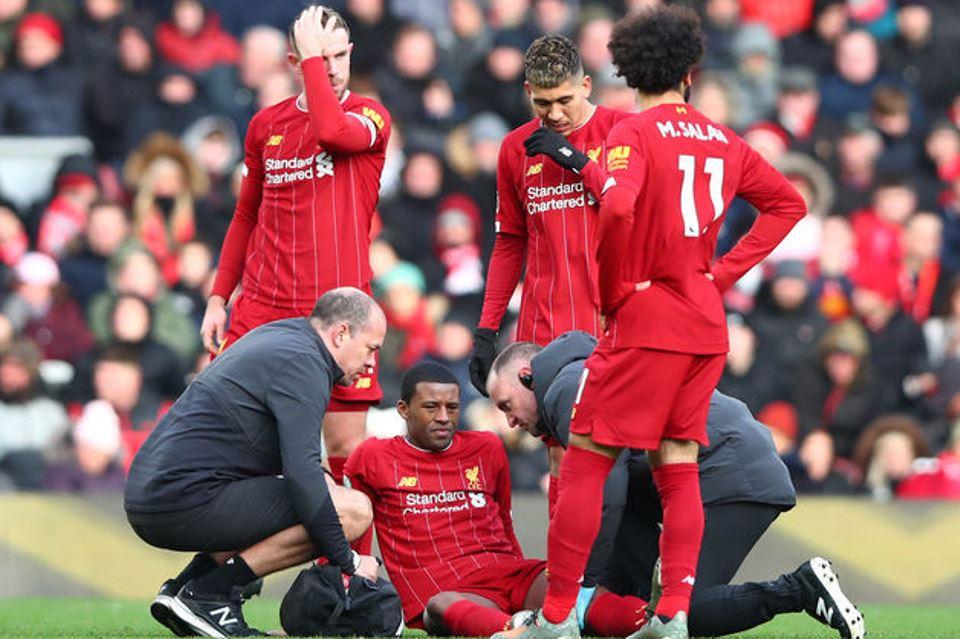Liverpool Tidak Bakal Meratapi Kepergian Georginio Wijnaldum