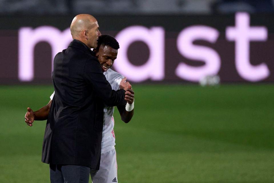 Madrid Menang 3-1, Zidane Ungkap Titik Lemah Liverpool
