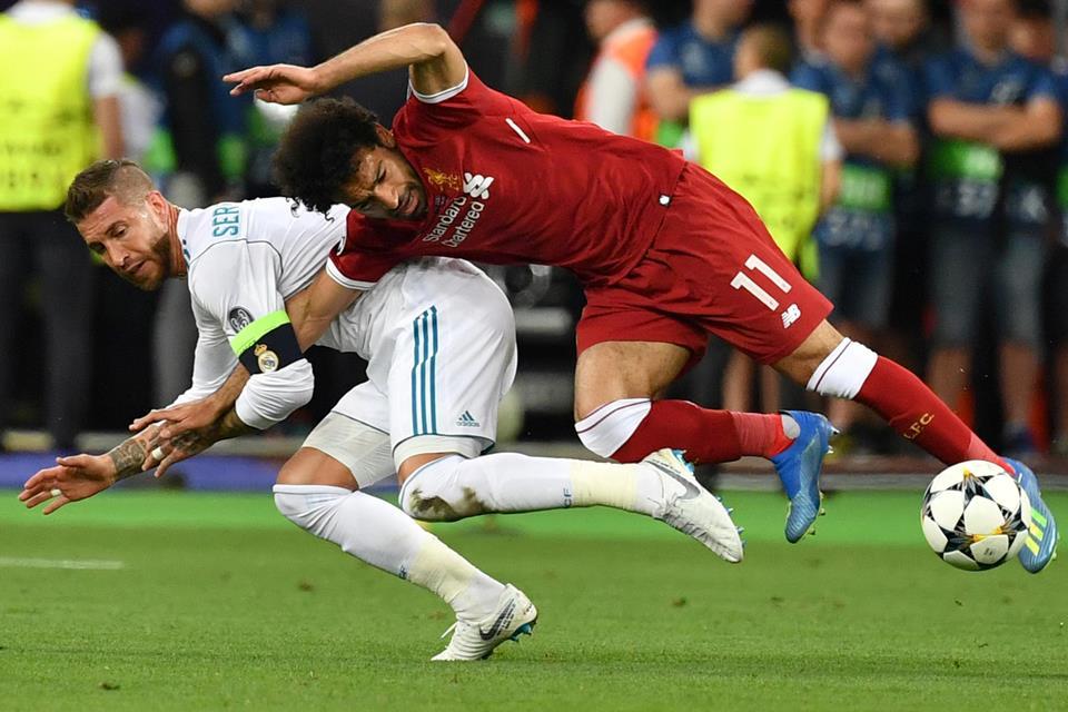 Madrid vs Liverpool: Mo Salah Masih Benci Sama Ramos