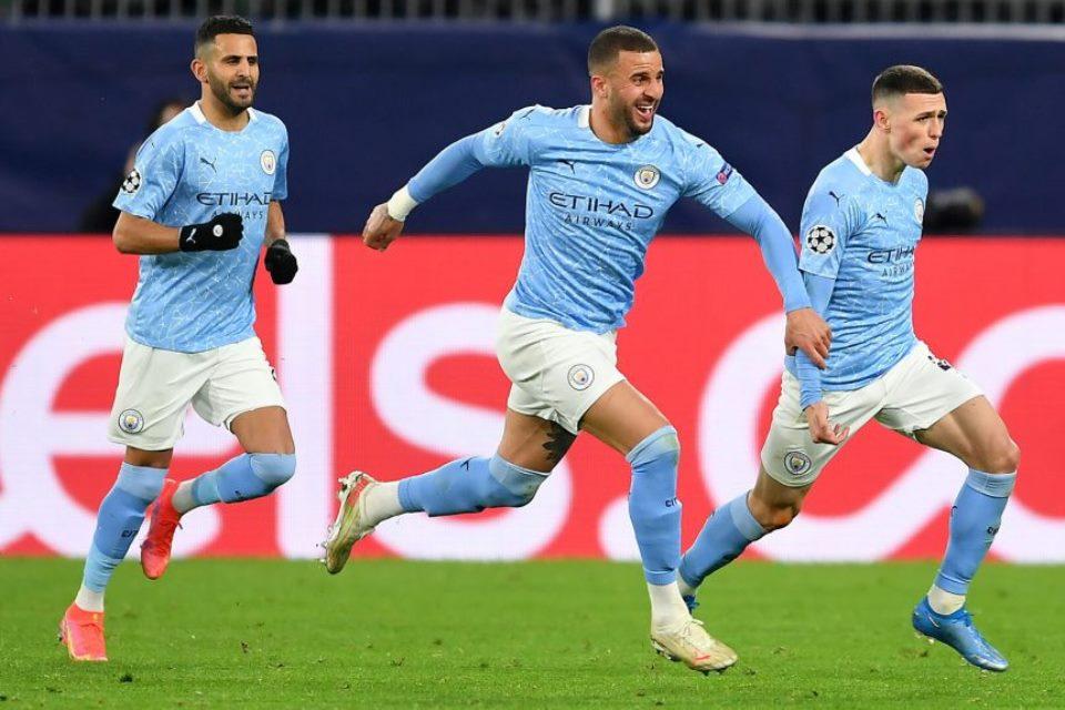 Manchester City Memang Luar Biasa