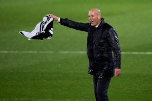 Menangi El Clasico, Zidane: Real Madrid Belum Juara!