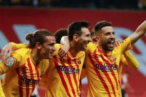 Messi: Barcelona Siap Bangkit Usai Kalah di El Clasico