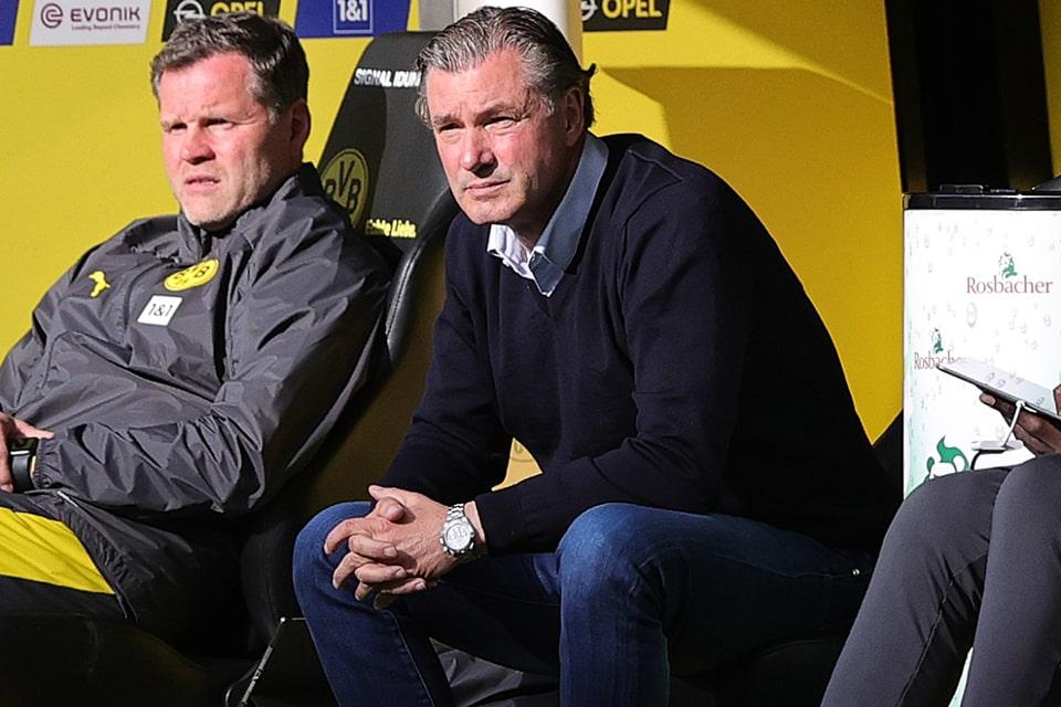 CEO Dortmund Kecewa Berat Timnya Kalah Dari Frankfurt