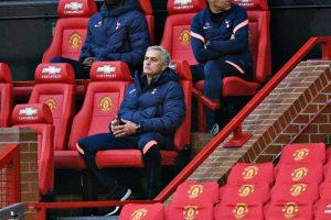 Mourinho Tidak Yakin Tottenham Bisa Menang Besar Lagi Atas MU