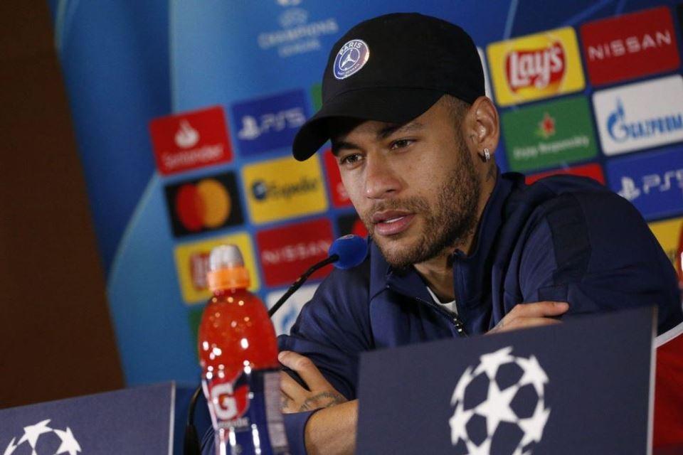 Neymar Sesumbar PSG Mampu Balikkan Keadaan Di Leg II