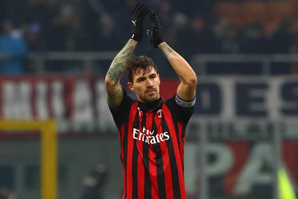 Ogah Perpanjang Kontrak, AC Milan Sudah Relakan Alessio Romagnoli Pergi