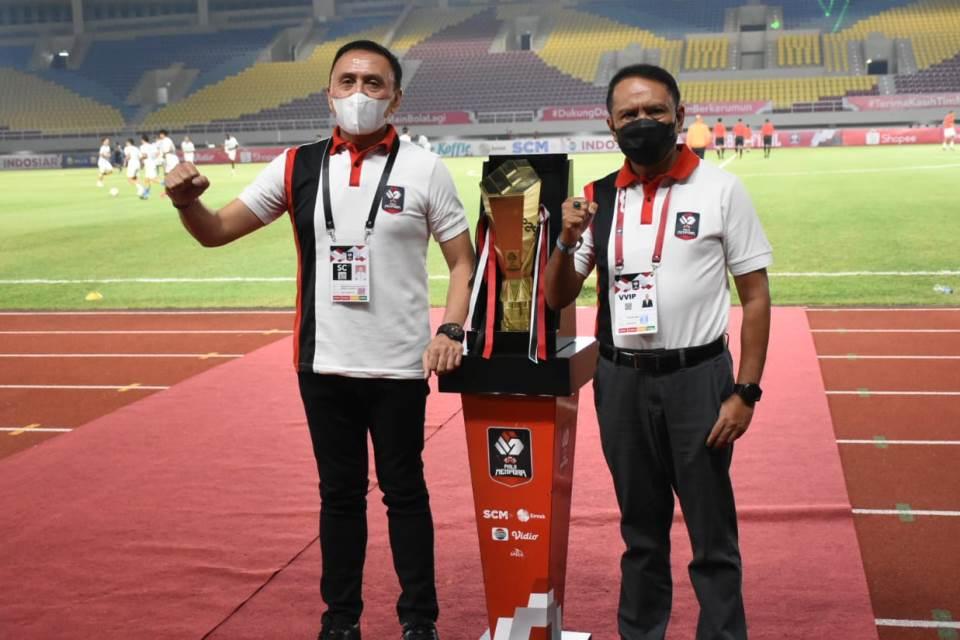 Ada Kisruh Supporter, Menpora Yakin Liga 1 Akan Tetap Digelar
