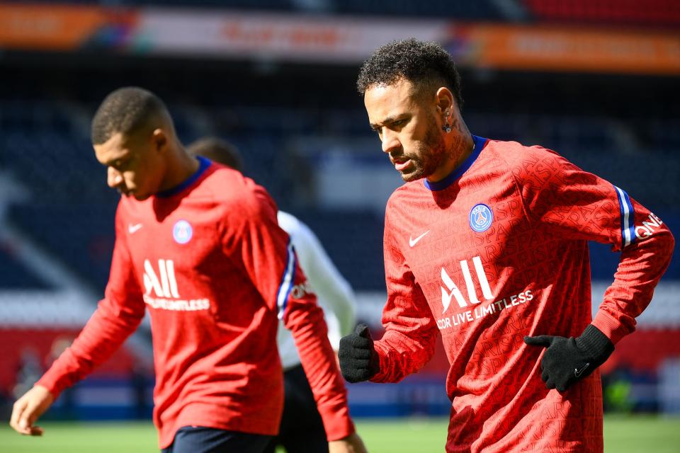 Pep Guardiola Susah Tidur Cari Cara Redam Neymar Dan Mbappe