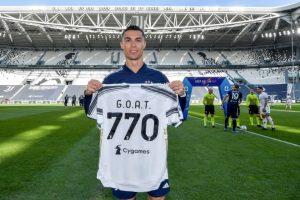 Pesan Menohok Ronaldo Buat Juventus: Jangan Banyak Alasan Kalau Mau Sukses