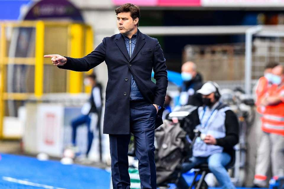 Pochettino: PSG Akan Terus Tekan Lille Di Puncak Klasemen