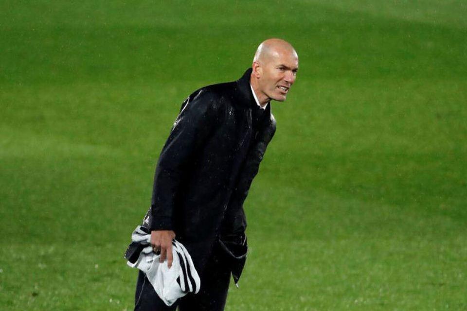 Polemil Liga Super Eropa, Zidane: Semua Orang Ingin Real Madrid di Liga Champions