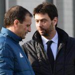 Presiden Juventus dan Allegri Sudah Bertemu, Apa Hasilnya?