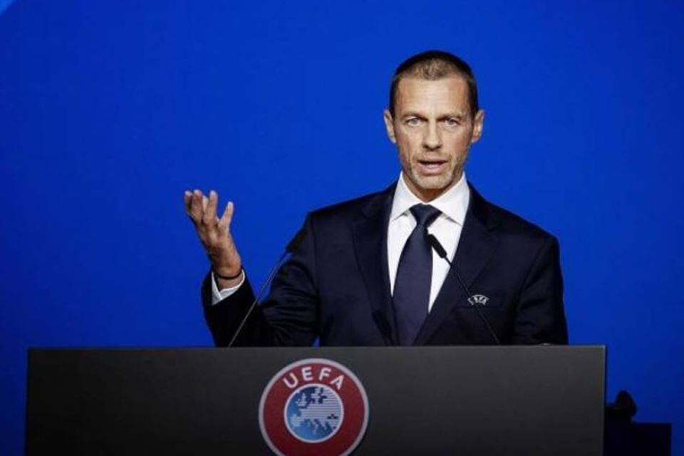 Presiden UEFA Terkait Semifinal UCL dan Hubungannya dengan Florentino Perez