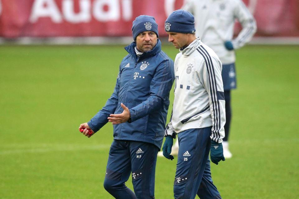 Putus Aliran Bola Ke Kylian Mbappe Cs, Taktik Bayern Hadapi PSG