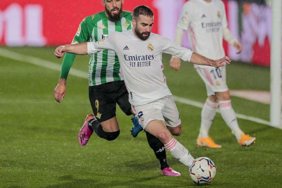 Real Madrid Imbang Lagi, Carvajal Salahkan Jadwal Padat