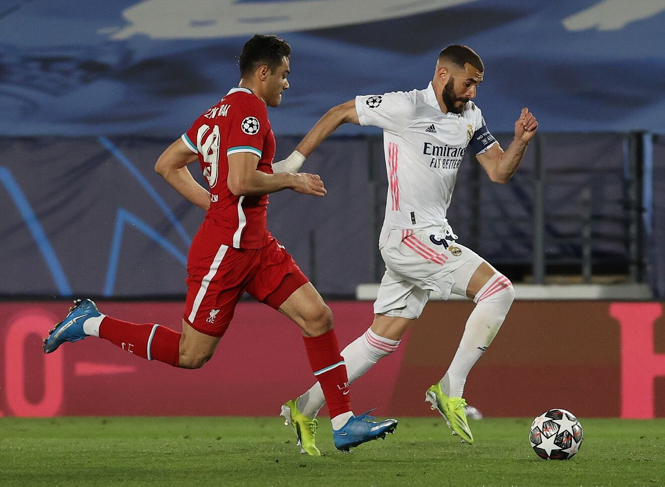 Real Madrid, Penampil Terbanyak di Semifinal Liga Champions