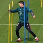 Bayern Berharap Lewandowski Kembali Secepat Mungkin