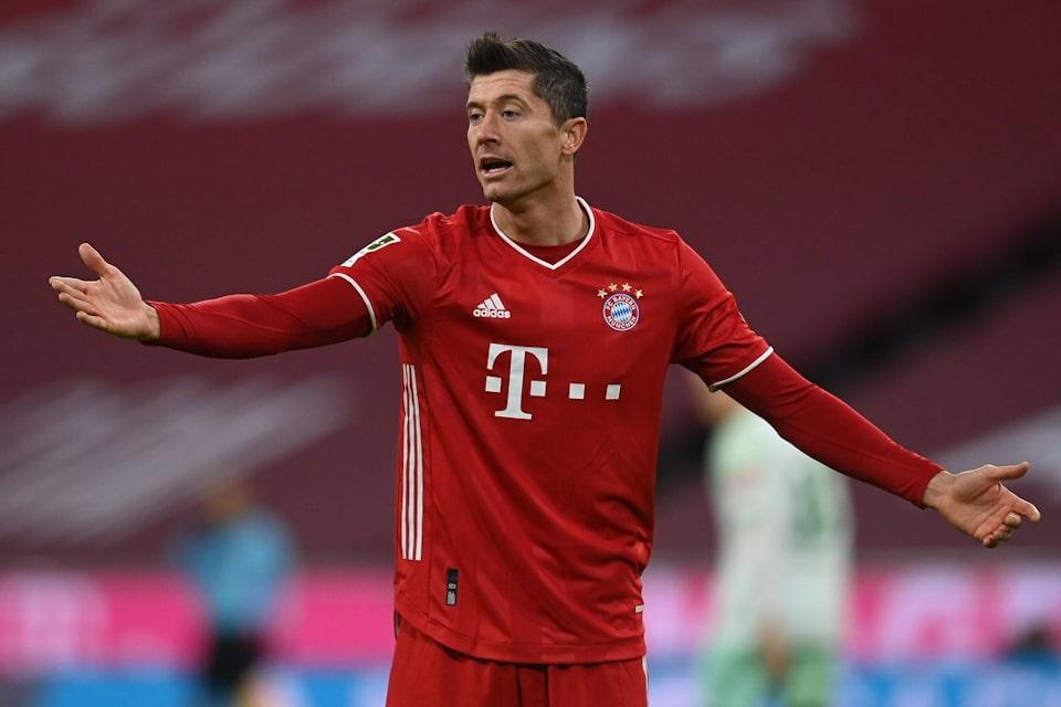 Lewandowski Ingin Tampil Lebih Cepat