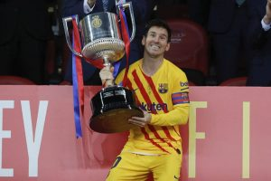 Sang Ayah Terlihat di Barcelona, Lionel Messi Segera Teken Kontrak?