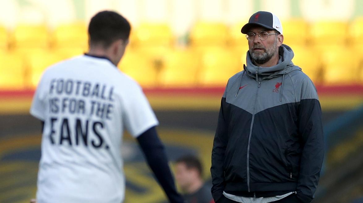 Klopp Geram Liverpool Dikritik Habis-habisan Usai Gabung Liga Super