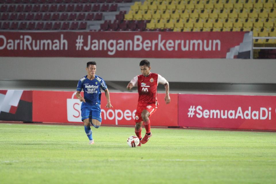 PSSI Sayangkan Aksi Suporter Persija dan Persib