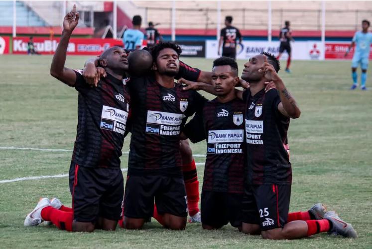 Persipura Lolos Otomatis ke Fase Grup Piala AFC 2021