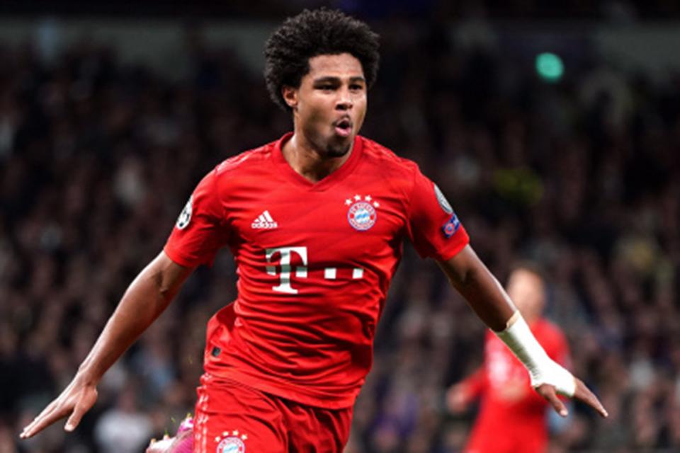 Gnabry Absen, Moting Jadi Juru Gedor Bayern Lawan PSG