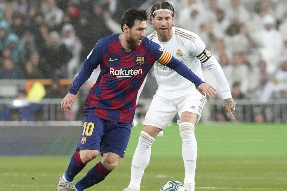 Sergio Ramos: Real Madrid Bisa Raih Lebih Banyak Trofi Andai Tidak Ada Lionel Messi
