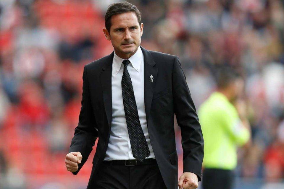Siap Kembali Melatih, Timnas Inggris Jadi Tujuan Utama Lampard