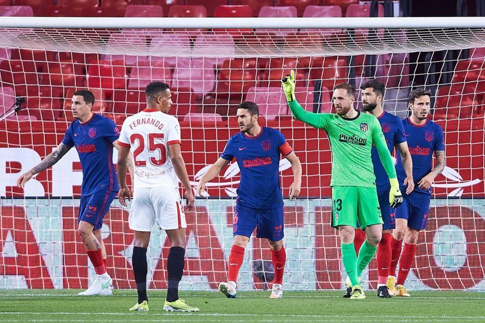 Simeone: Atletico Memang Lagi Buruk, Bukan Karena Real Madrid atau barcelona