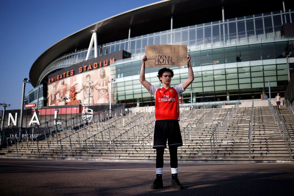 Soal ESL, Arsenal Minta Maaf Kepada Para Fans Via Surat Terbuka