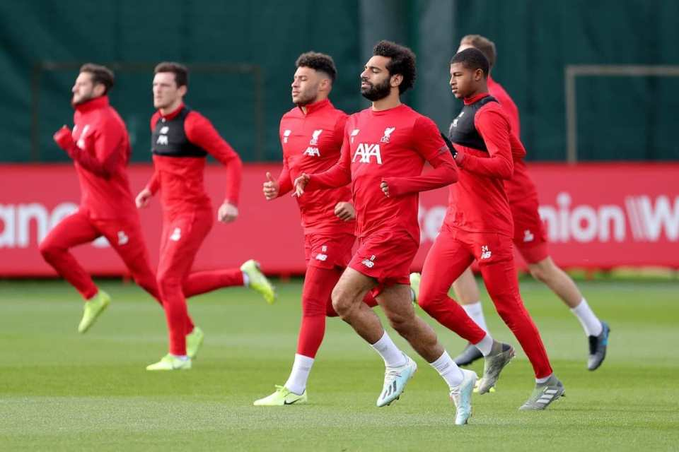 Soal Finish Di Empat Besar, Klopp: Liverpool Usaha Saja Dulu