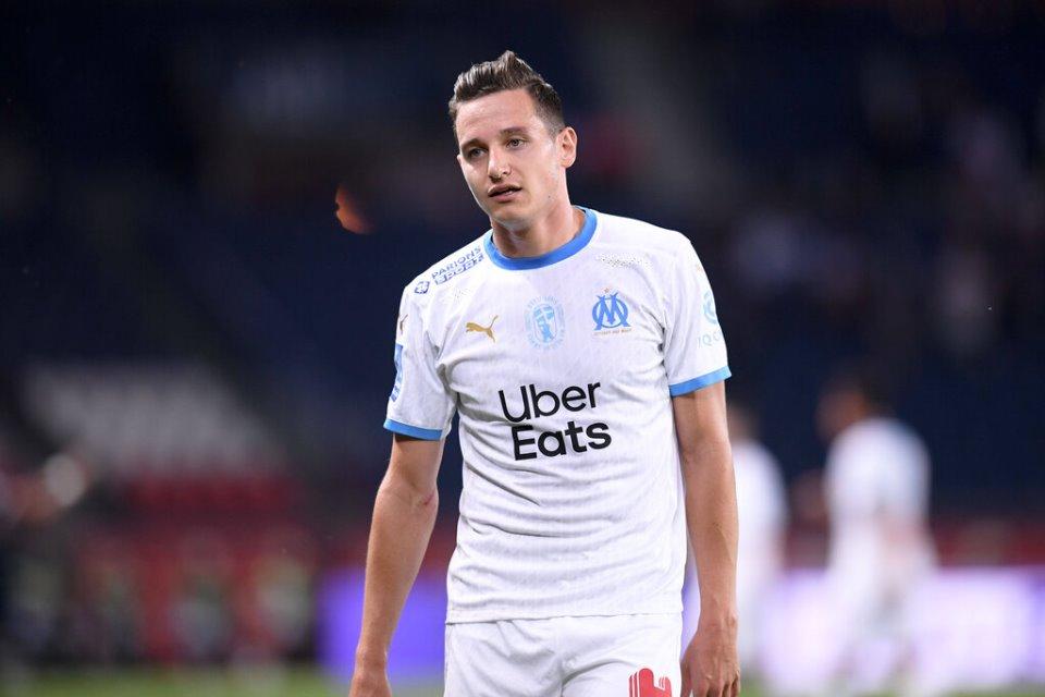 Tak Ada Peminat, Florian Thauvin Teken Kontrak Baru Saja Di Marseille