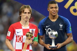 Tentang Rumor Mbappe, Modric: Pemain Hebat Selalu Diterima di Real Madrid