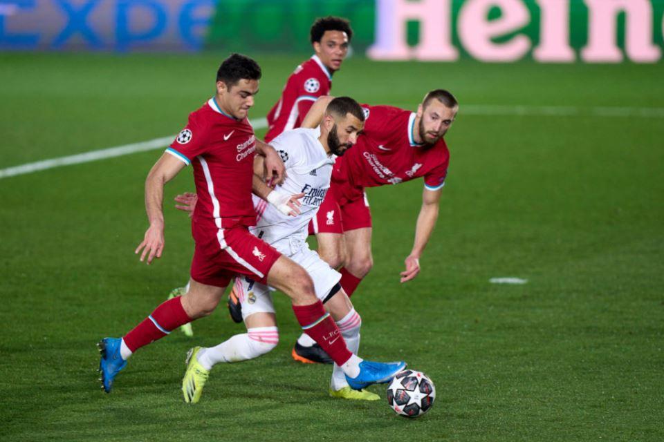 Terinspirasi Comeback Atas Barcelona, Liverpool Yakin Tumbangkan Madrid Di Anfield