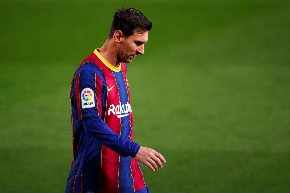 Terkait Masa Depannya, Messi Kini Lebih Berhati-hati