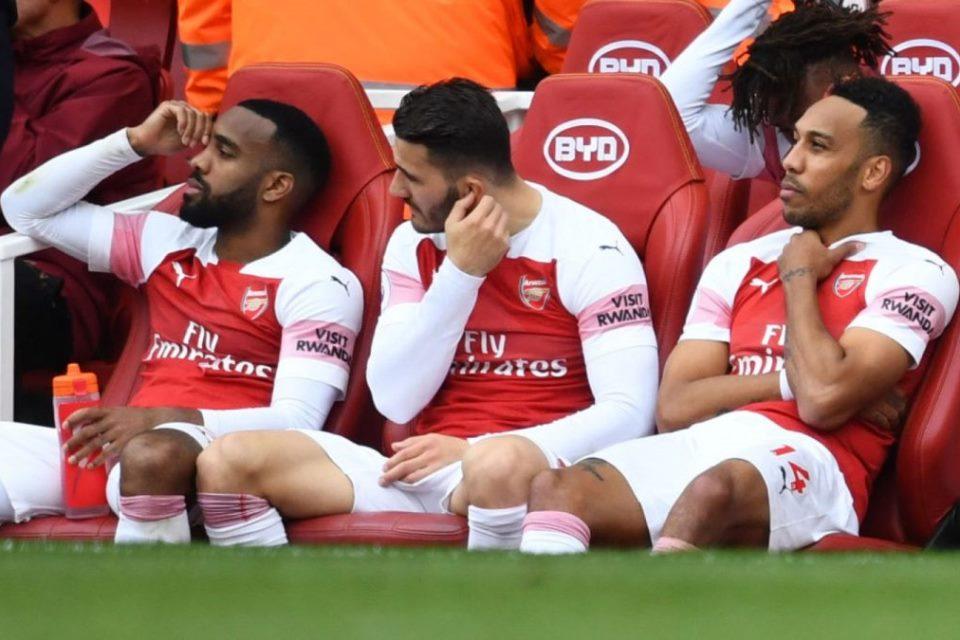 Terus Berkutat Di Papan Tengah, Arsenal Sekarang Cuma Tim Medioker