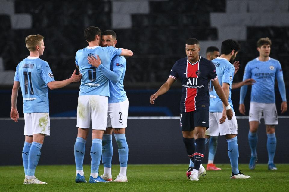 Tim-Tim Asal Manchester Ibarat Pawangnya PSG Di Parc des Princes