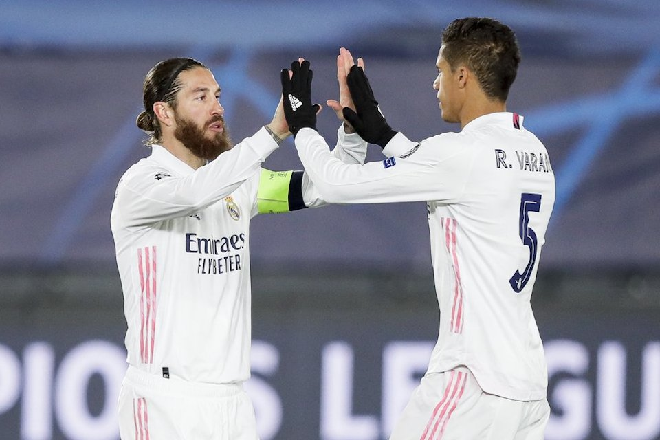 Bek Real Madrid