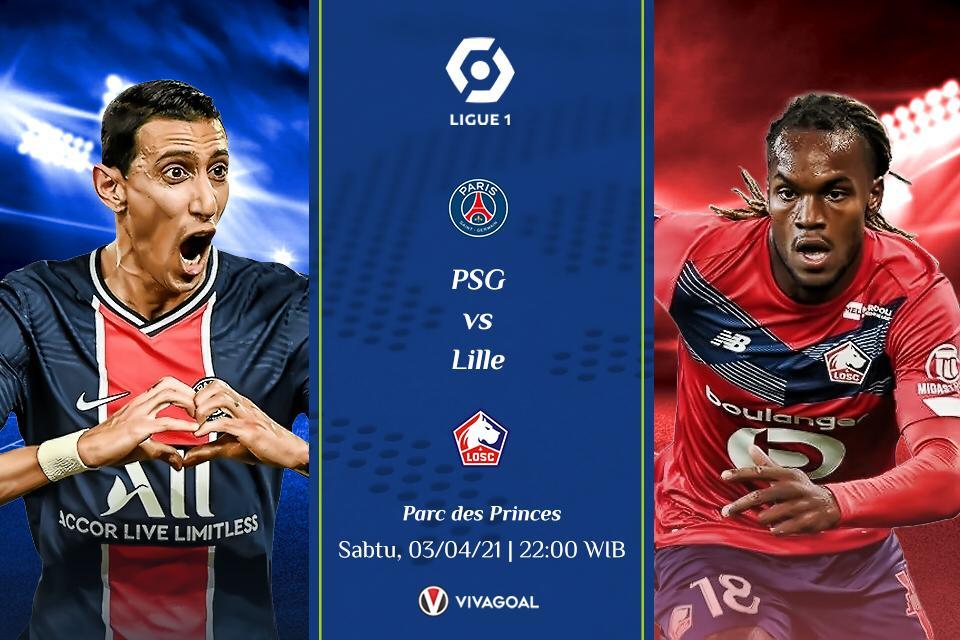 Prediksi PSG vs Lille: Laga Krusial Menuju Puncak Klasemen
