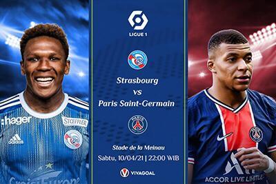 Prediksi Strasbourg vs PSG: Demi Bayern, Les Parisiens Lakukan Rotasi Skuad