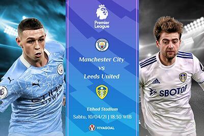 Prediksi Man City vs Leeds United: 4 Laga Menuju Titel Juara EPL