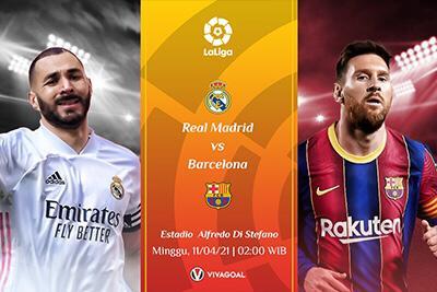 Prediksi Real Madrid vs Barcelona, Tiga Poin Krusial Juara
