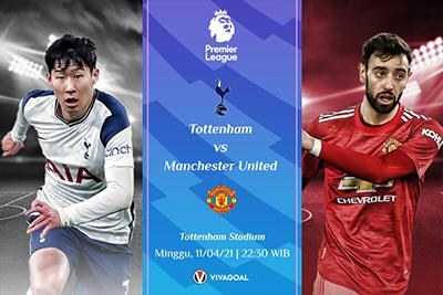 Prediksi Tottenham vs MU: Setan Merah Dibayangi Tragedi 1-6 Di Old Trafford