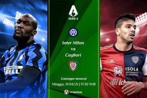 Prediksi Inter Milan vs Cagliari: 5 Kemenangan Menuju Scudetto