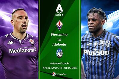 Prediksi Fiorentina vs Atalanta: La Viola Superior Atas La Dea