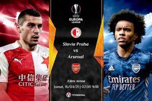Prediksi Slavia Praha vs Arsenal: Tantangan Berat Di Sinobo Stadium